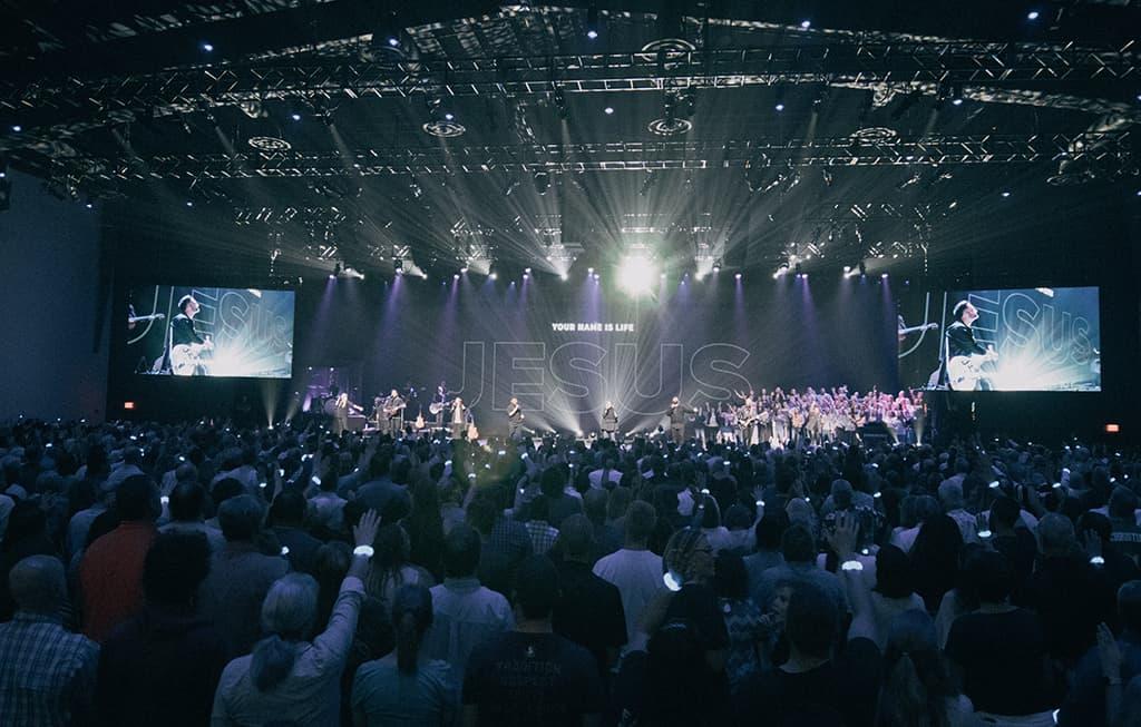 Discovery, Church, Orlando, AVL, updates, Vanguard, LED