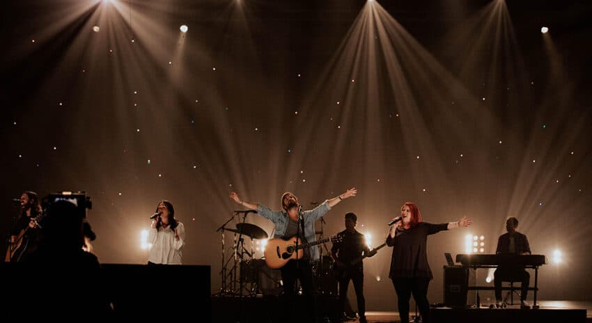How Have Church Lighting Needs Changed, Amid a 'New Normal'?
