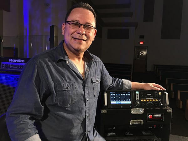 Orlando-Based Church Upgrades System Performance with Dante-Integrated Yamaha TF-RACK
