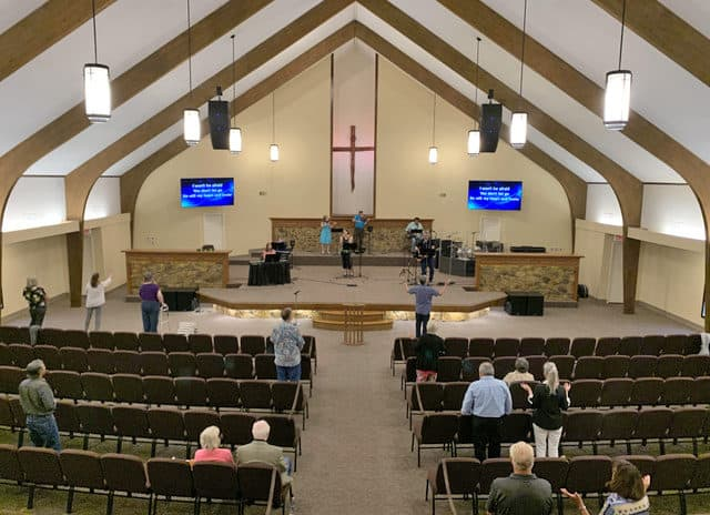 Shepherd's House Church In Texas Achieves Major Sonic Upgrade With An Assist From QSC