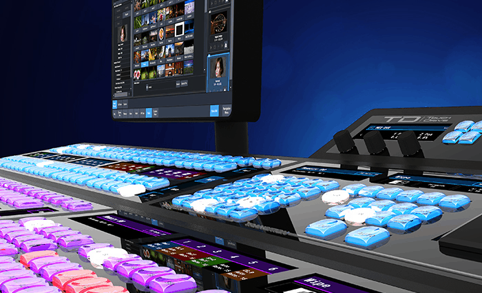 Ross Video Launches New TouchDrive Range Of Production Switcher Panels