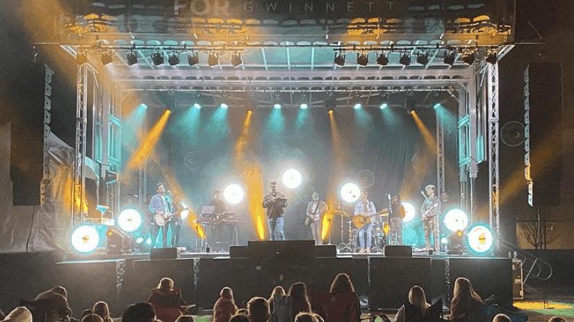 Circa Scoop LED XL Shine With Worship