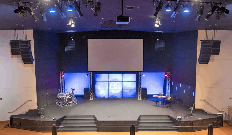 Washington Church Gets Sonic Makeover With Linea Research