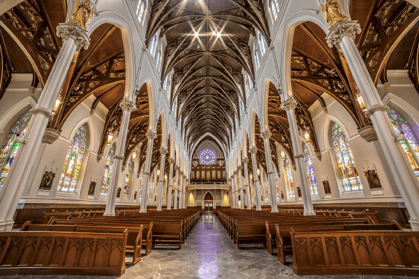 CommLink Implements Multi-Zone Wireless Strategy At Renovated Boston Cathedral